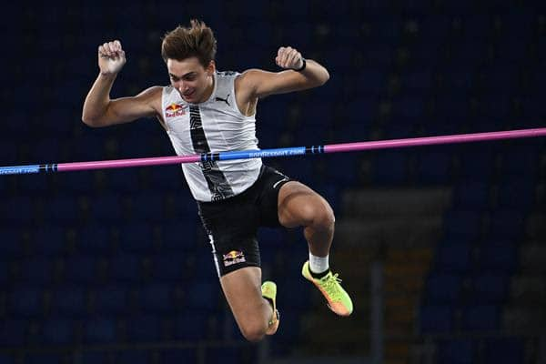 Duplantis Turns His Attention To Next Major Targets