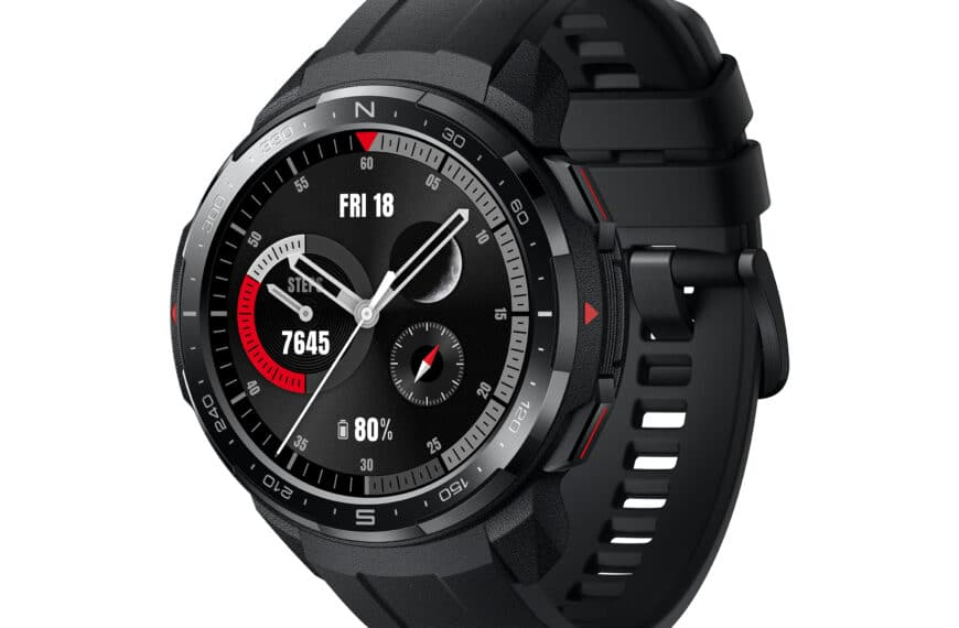 HONOR GS Pro Smartwatch Is Perfect For The Urban Adventurer