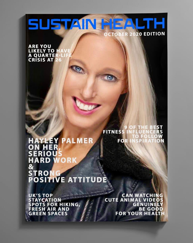 Television Presenter Hayley Palmer Interview