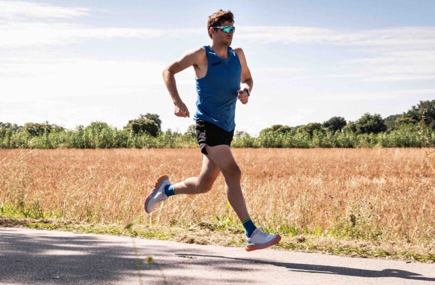 Incus Performance Join Forces With Triathlete David Mcnamee On His Quest To Become Ironman World Champion