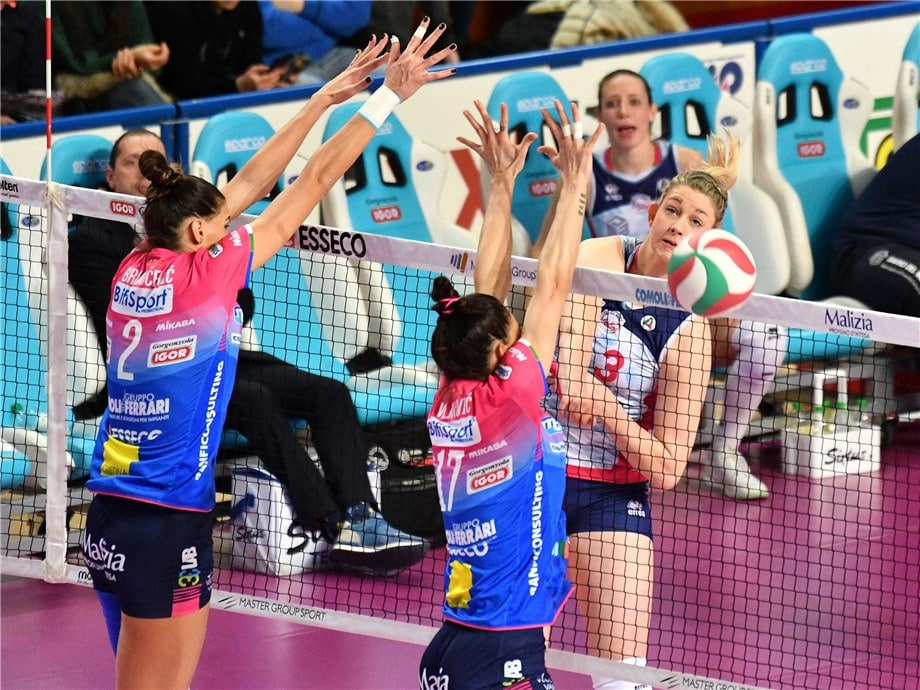 Italian Women's Volleyball League