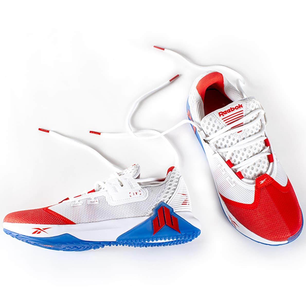 JJ IV Reebok Training Shoe00009