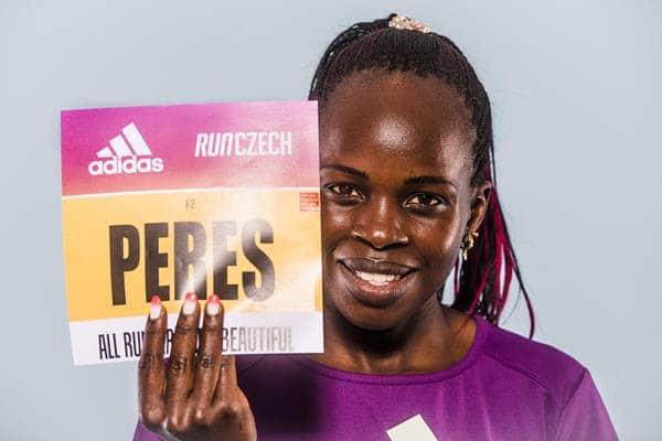 Jepchirchir Smashes Women-Only Half Marathon World Record