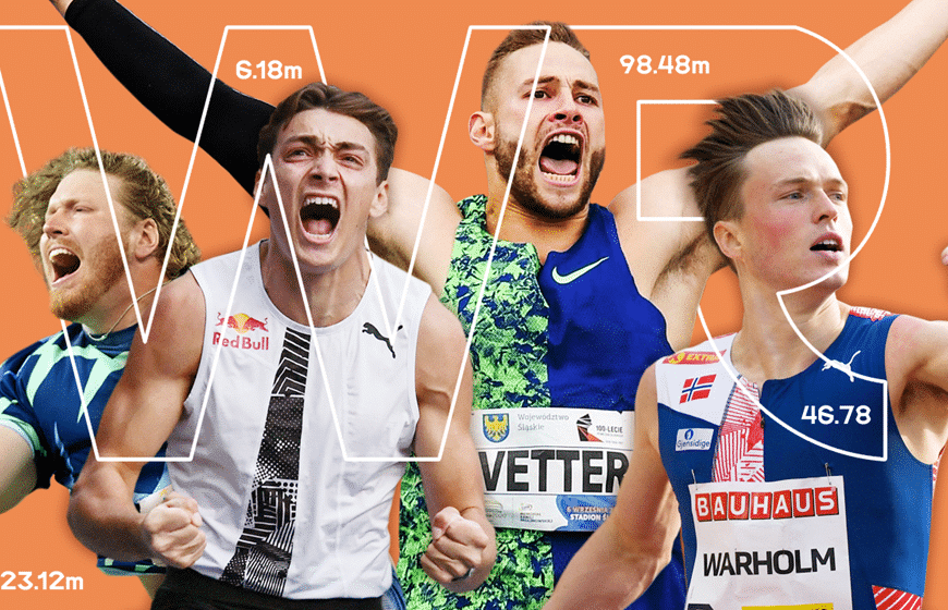 Vetter Joins Warholm, Duplantis And Crouser In Race To Break The Next World Record