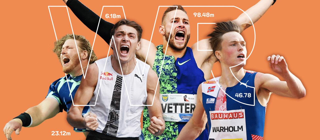 Johannes Vetter World Record