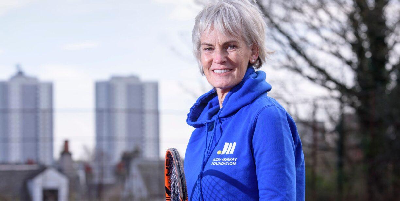 Judy Murray Interview