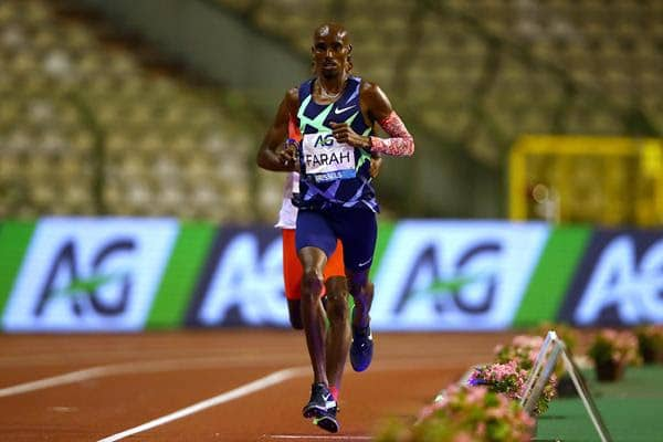 Hassan and Farah Break One-hour World Records In Brussels