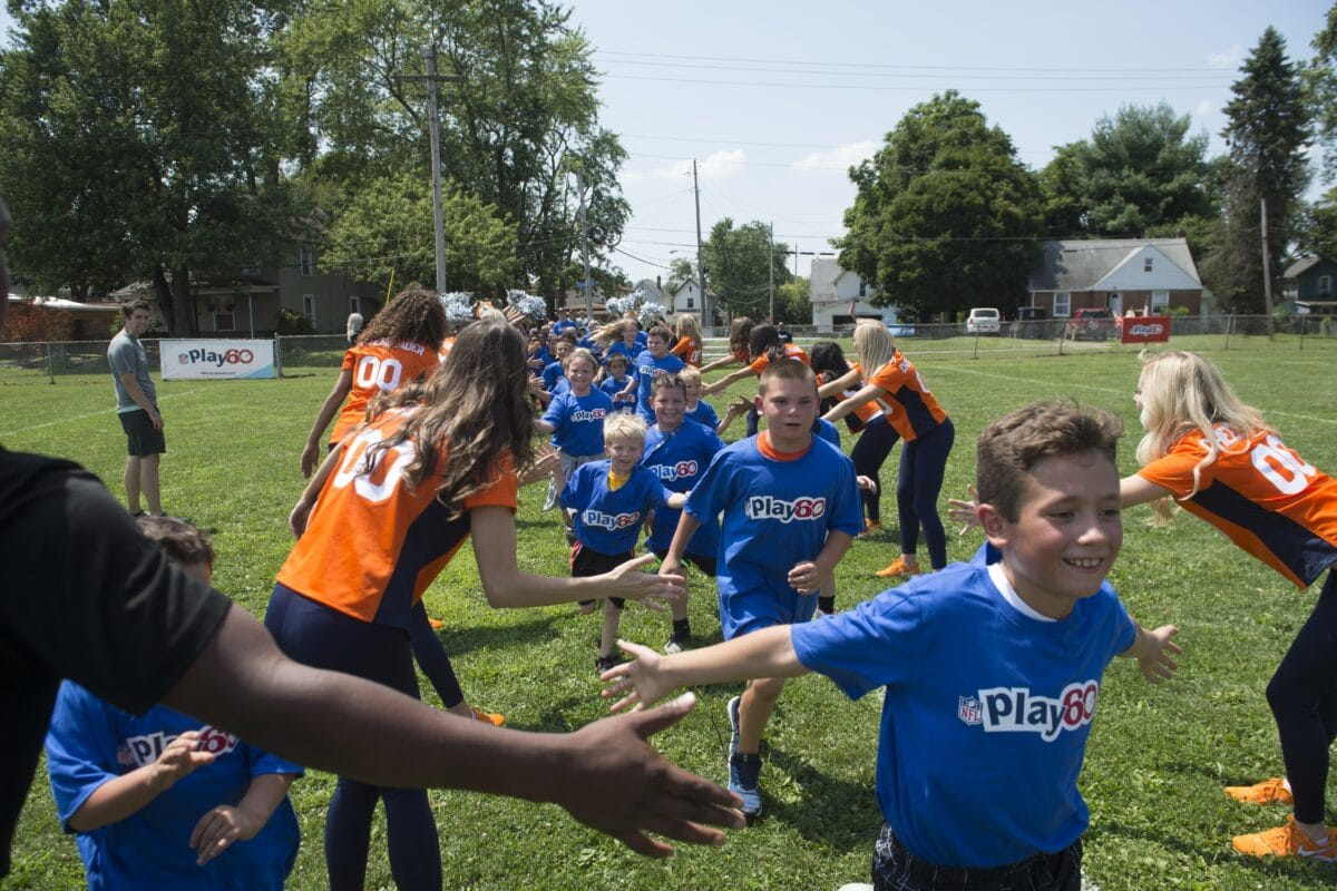 NFL PLAY 60 Provides Free Online Resources For This School Year