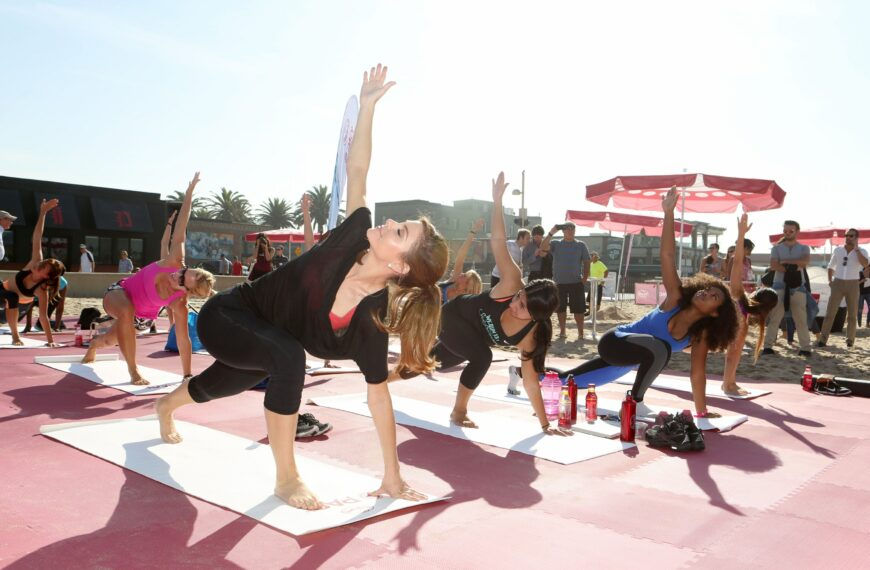 Reasons Pilates Might Be Your New Fitness Favourite