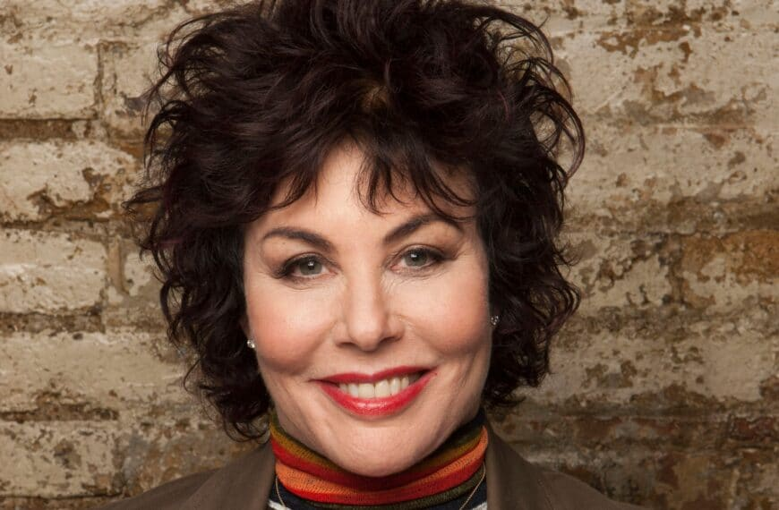 Ruby Wax: 'I Can Never Stop Trying Stuff And Experimenting'