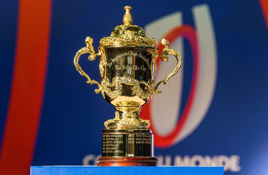Rugby World Cup France 2023 Aims to Deliver Positive Impact