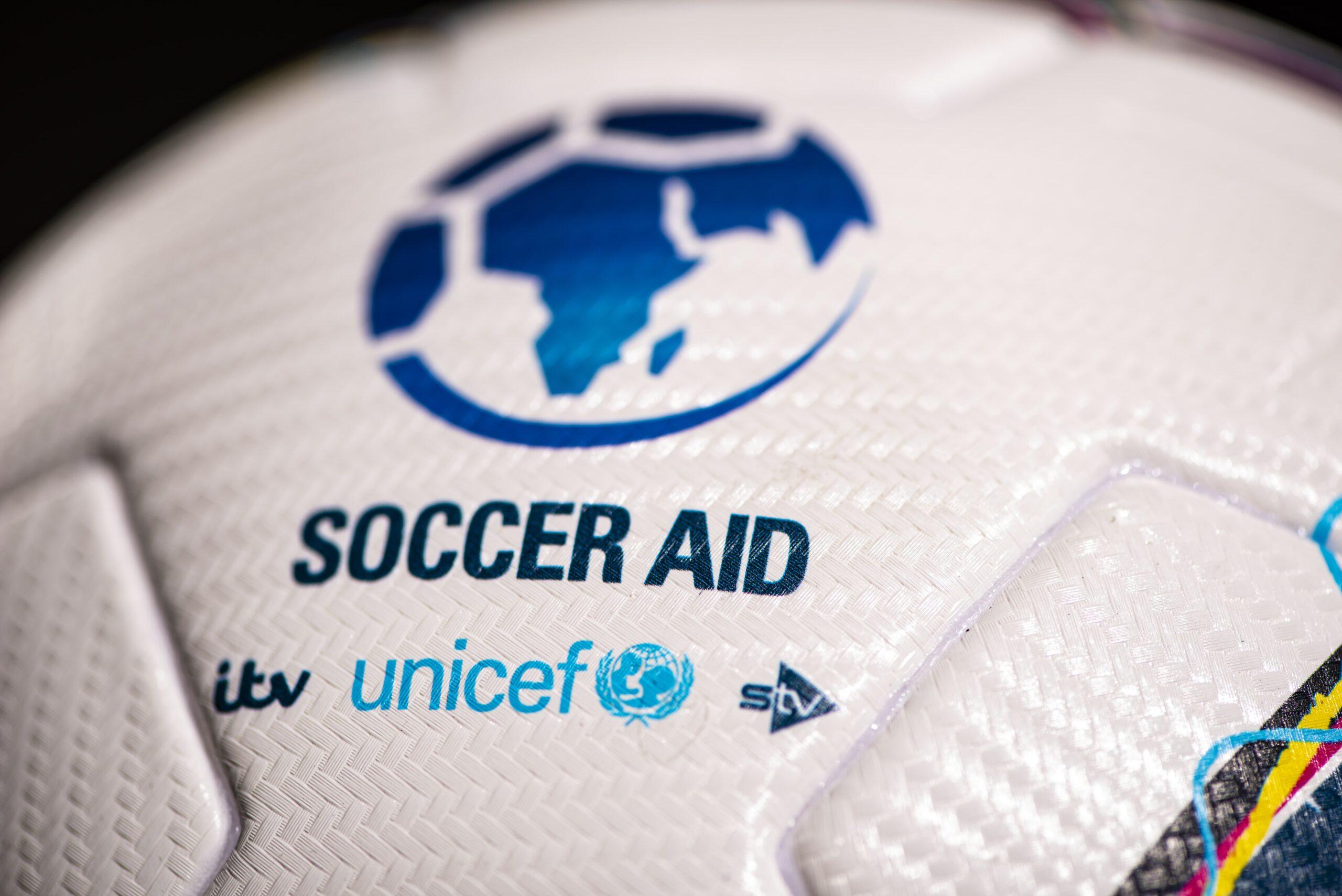 Soccer Aid Unicef 20201
