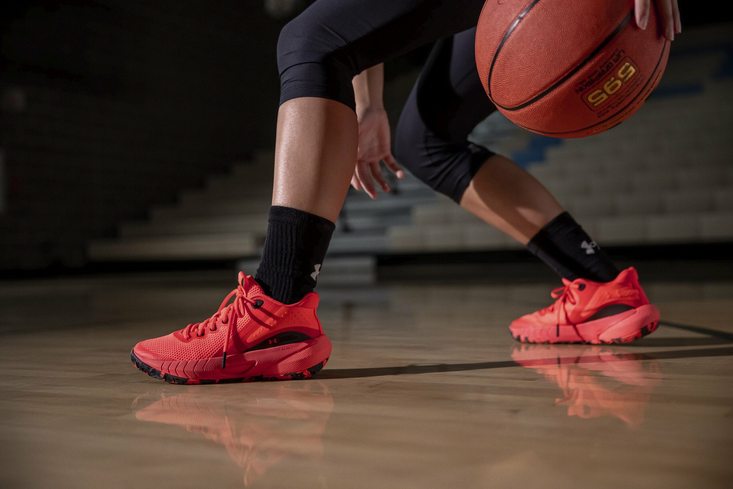 Under Armour womens Basketball Shoe
