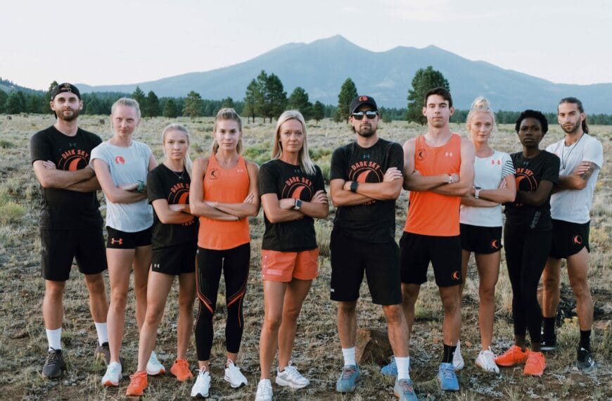 Introducing Dark Sky Distance, Under Armour's New Elite Pro Run Team