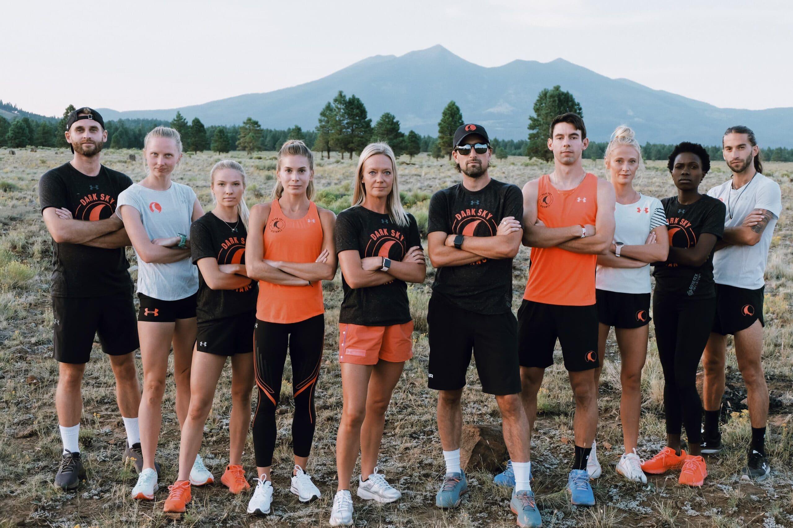 Under Armours Pro Run Team