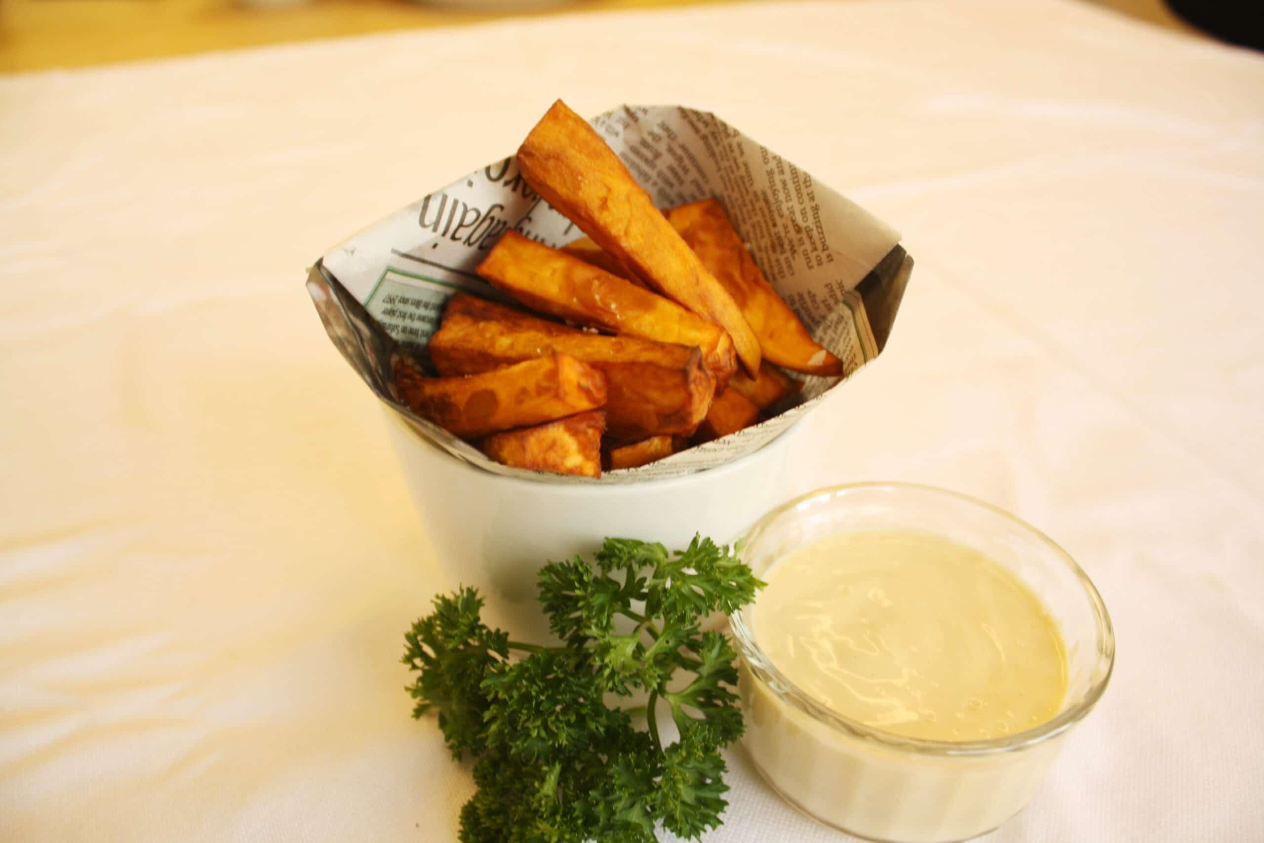 Vegan National Fish & Chip Day