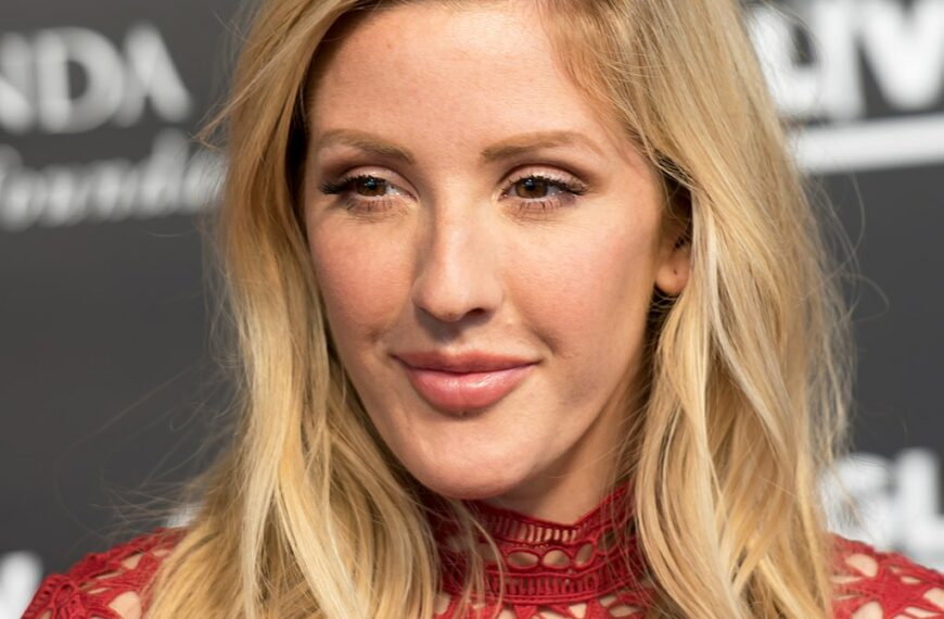 Fitbit Study Reveals: Ellie Goulding's Workout Burns MORE Calories than Kim K and Beyonce
