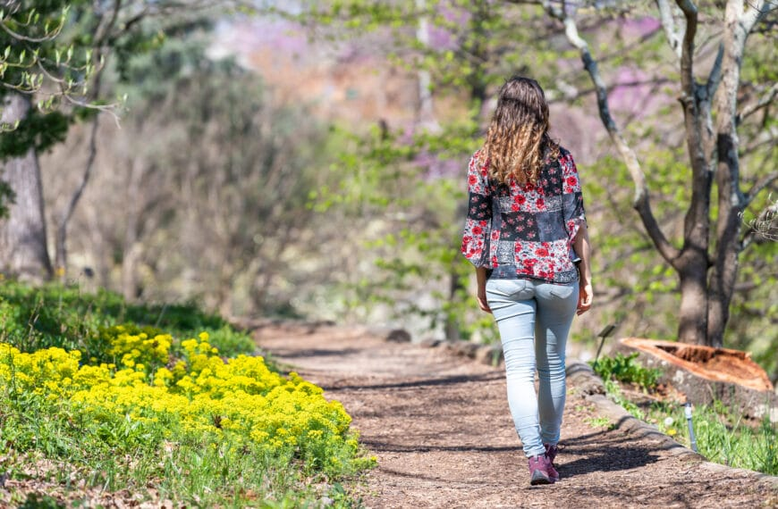 I've Fallen In Love With Walking – Here's Why