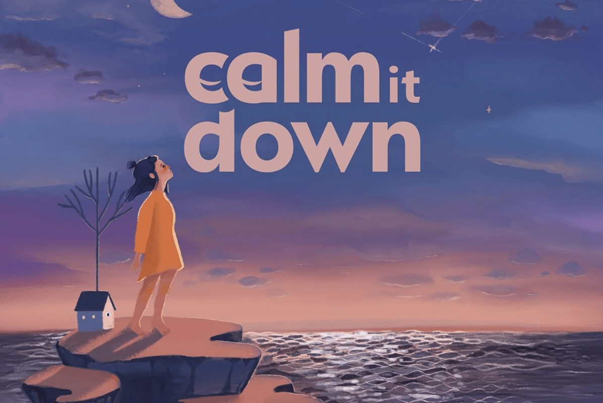 New Podcast Calm It Down Helping You Calm The Mind In A World Of Noise