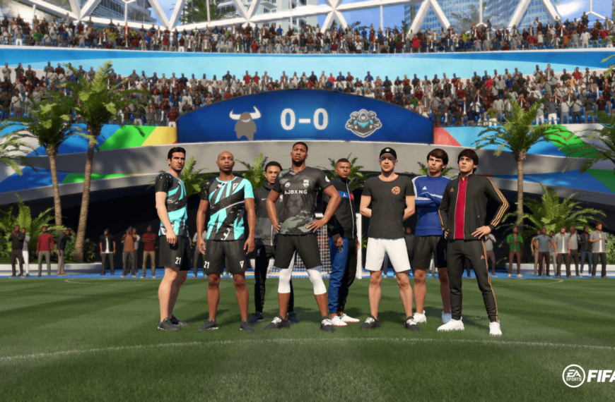 FIFA 21 Announces Apparel and Playable Talent Drops in VOLTA