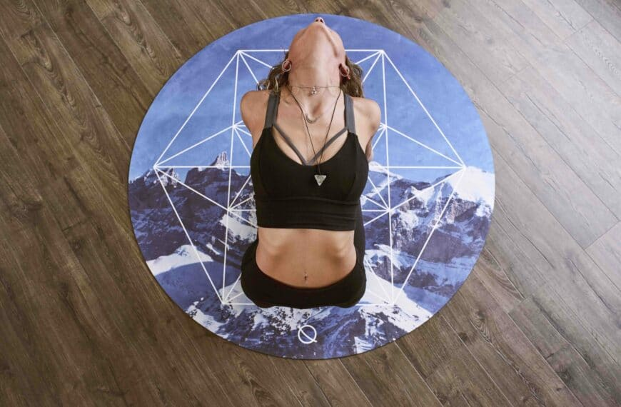 Form Launches Carbon-Negative Kintsugi-Inspired Yoga Mats