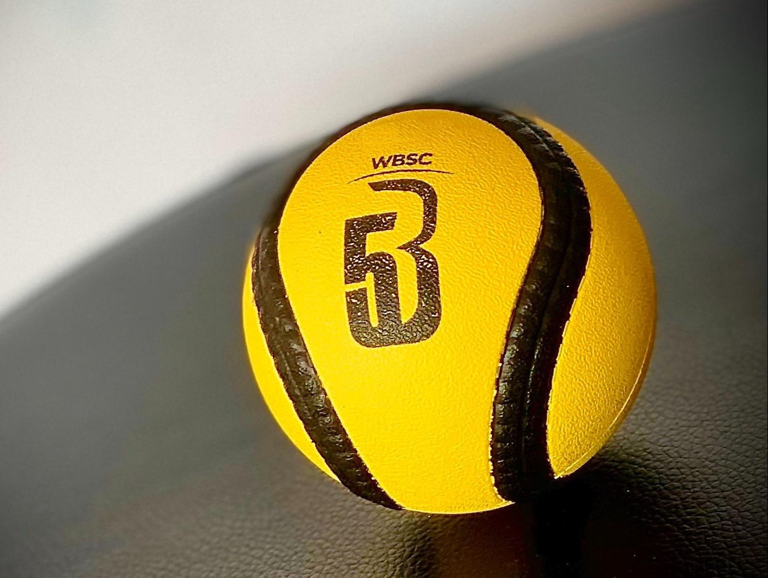 wbsc ball