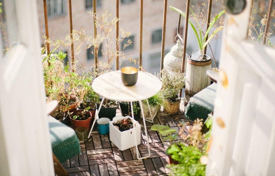 Create Your Very Own Balcony Garden