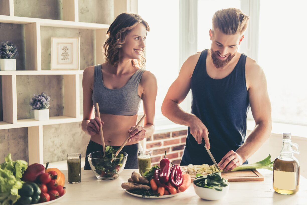 Exercises You Can Do Whilst Cooking Dinner