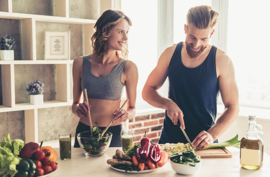 Body-Boosting Exercises You Can Do Whilst Cooking Dinner