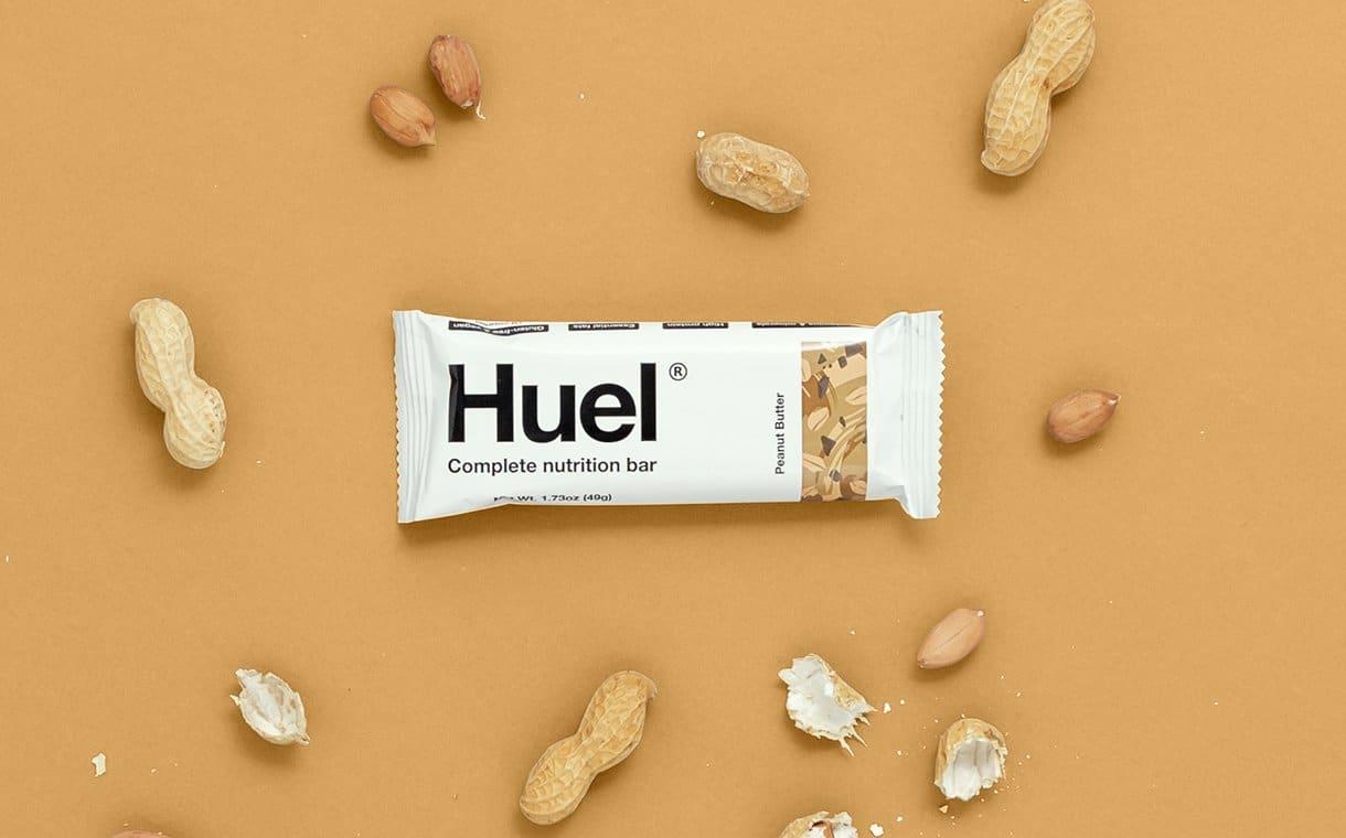 huel peanut butter protein bar