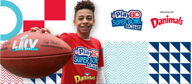 NFL Play 60 Super Kid For Super Bowl LV