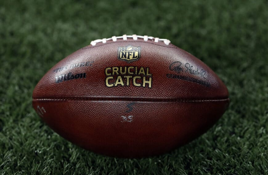 NFL's Crucial Catch Brings Awareness To The Importance Of Catching Cancer Early