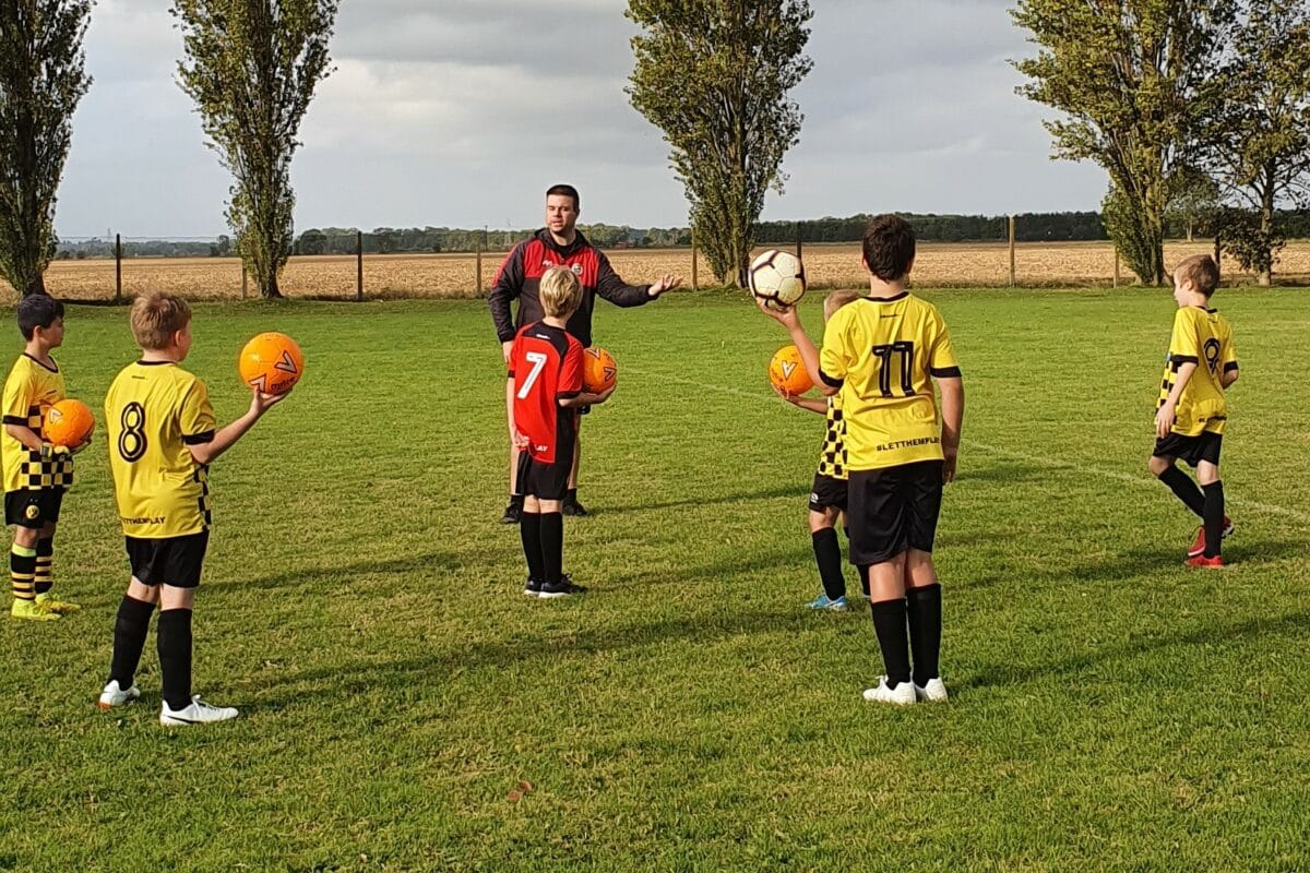 """Entrepreneur Kicks Off """"Game Changing App That Will Revolutionise Grassroots And Academy Football"""""""