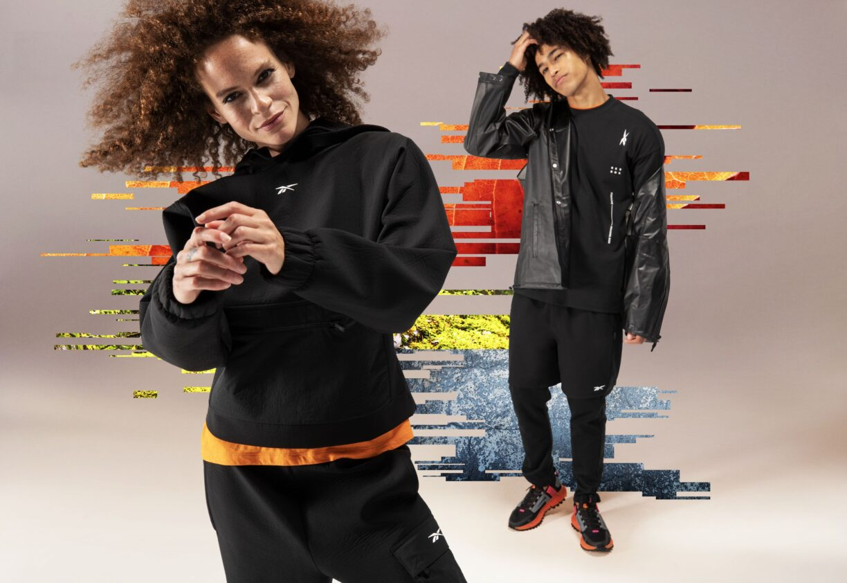 Reebok's 2020 Winter Collection