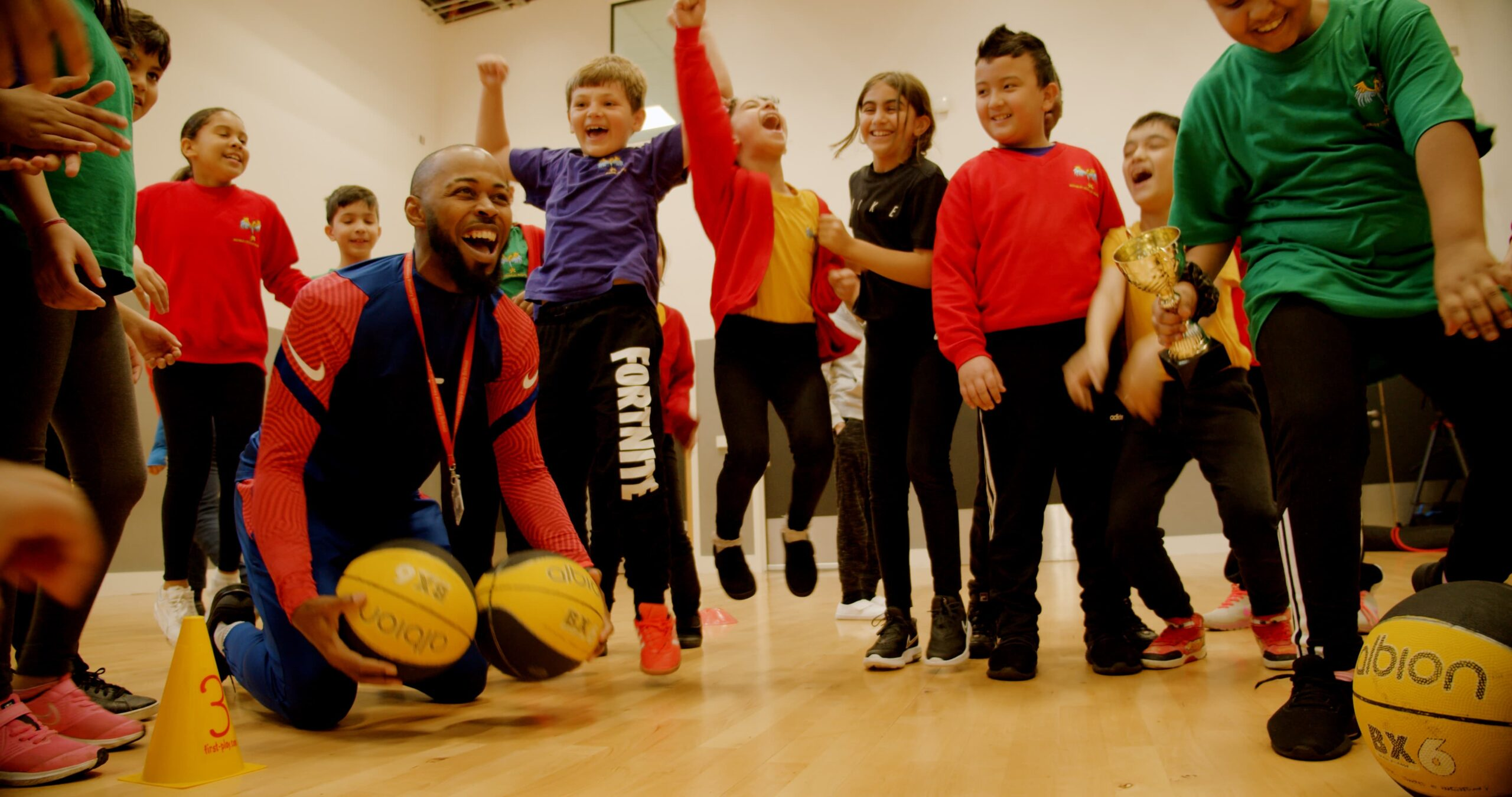 ukactive Kids and Nike Recognise Winners Of Active School Hero 2020