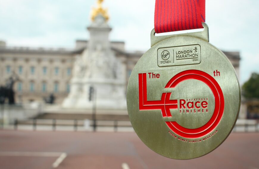 Running The Virtual London Marathon And What I Learned From It