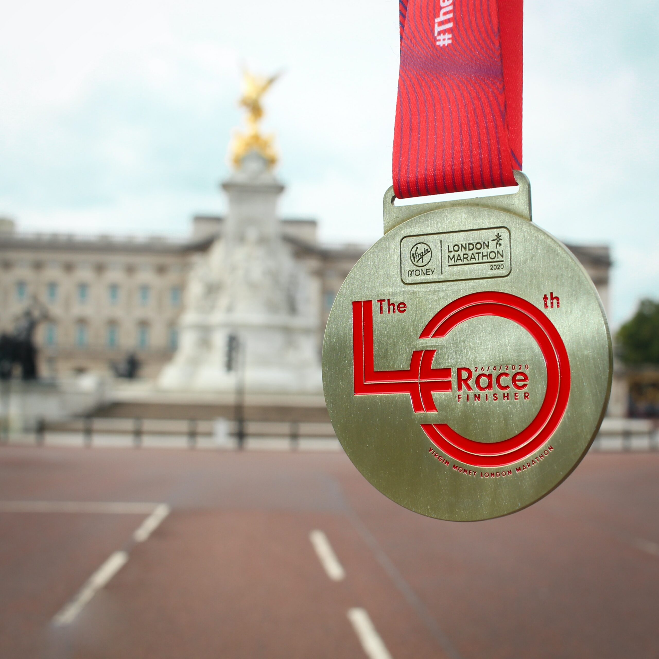 Running The Virtual London Marathon