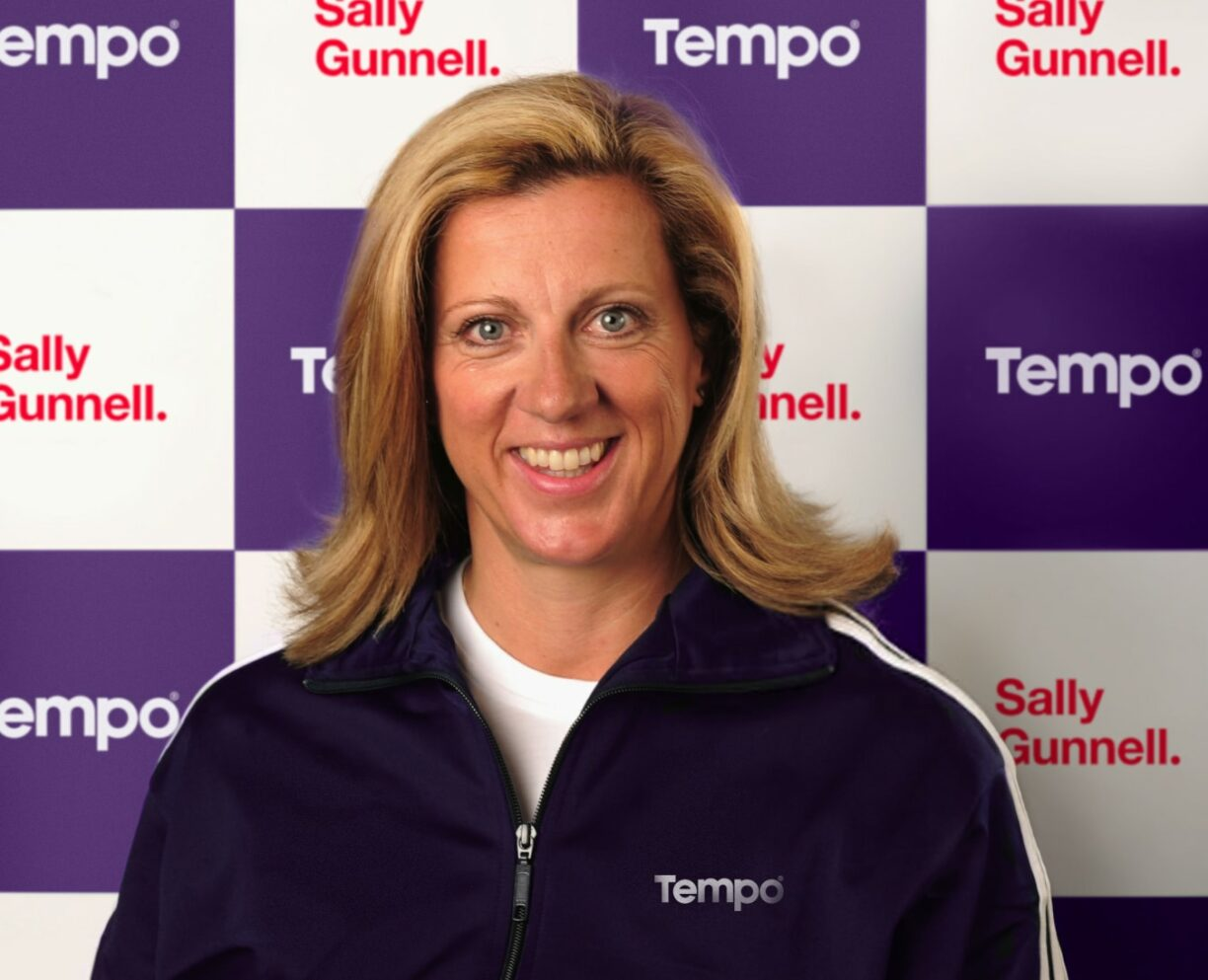 Sally Gunnell Joins Tempo