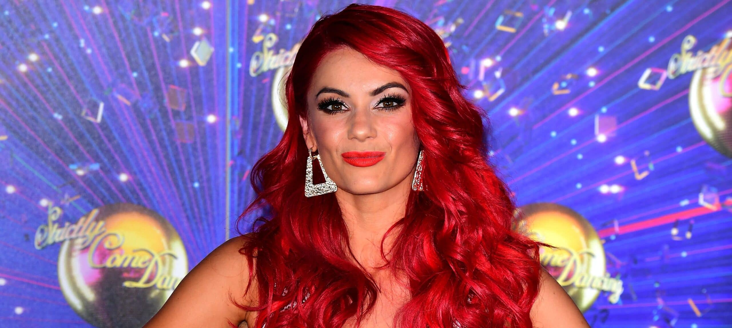 Strictlys Dianne Buswell scaled
