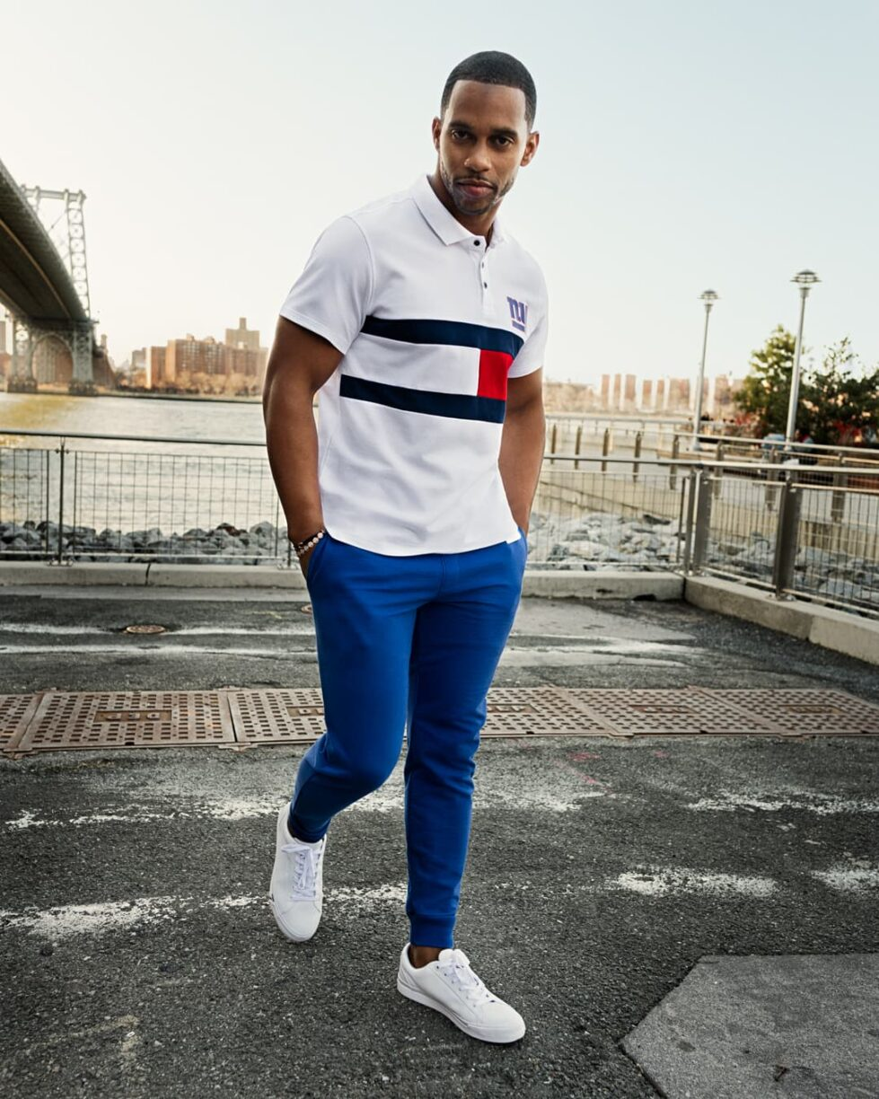 Tommy Hilfiger x NFL Capsule Collection