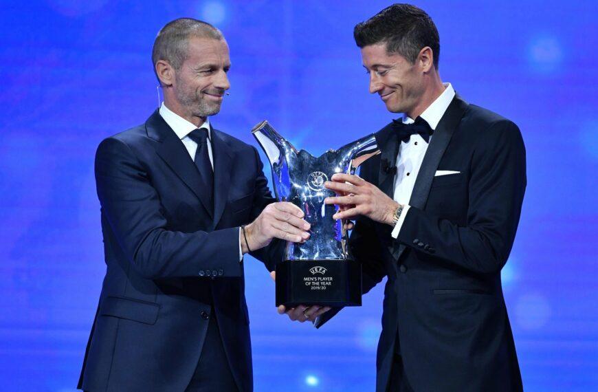 UEFA Awards – Who Won What?