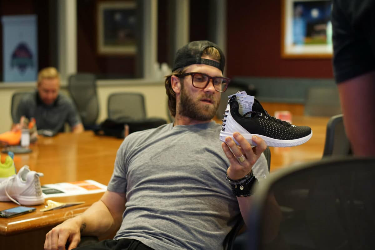 Baseball's Newest Showstopper: Under Armour's Harper 5