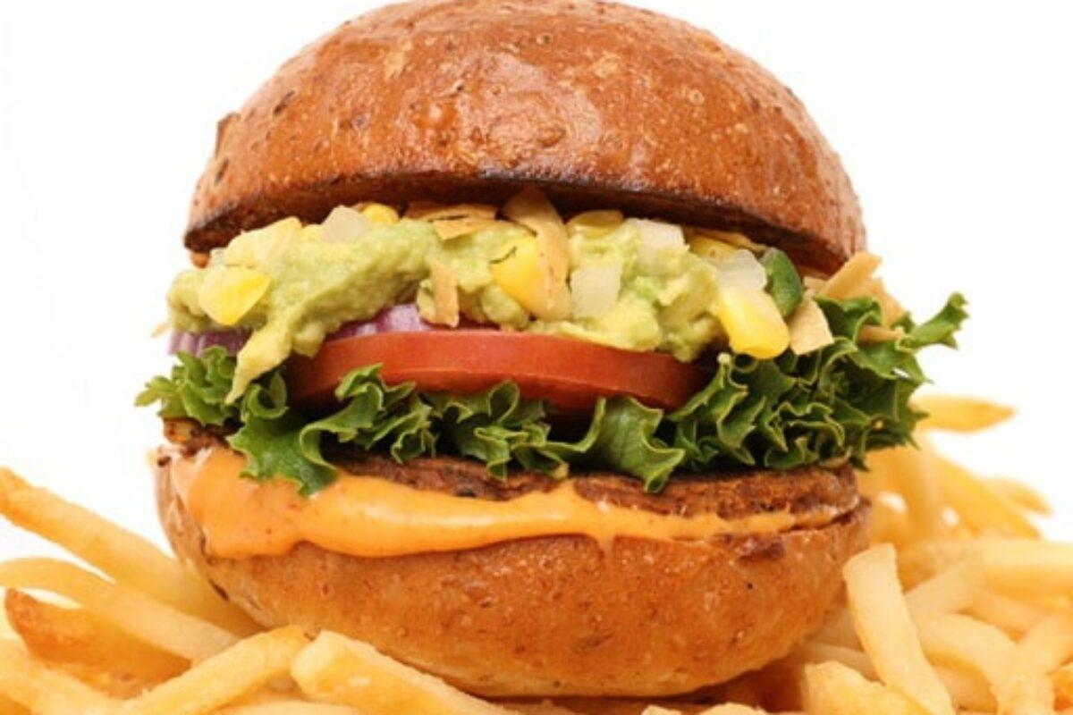 Vegan Restaurant by Chloe Renames Their Classic Burger In Honour Of Football Legend David Beckham