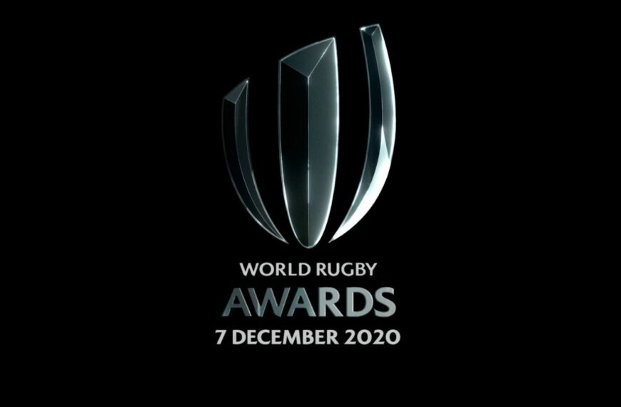 Special World Rugby Awards To Celebrate Rugby's Pandemic Heroes And Stars Of The Decade