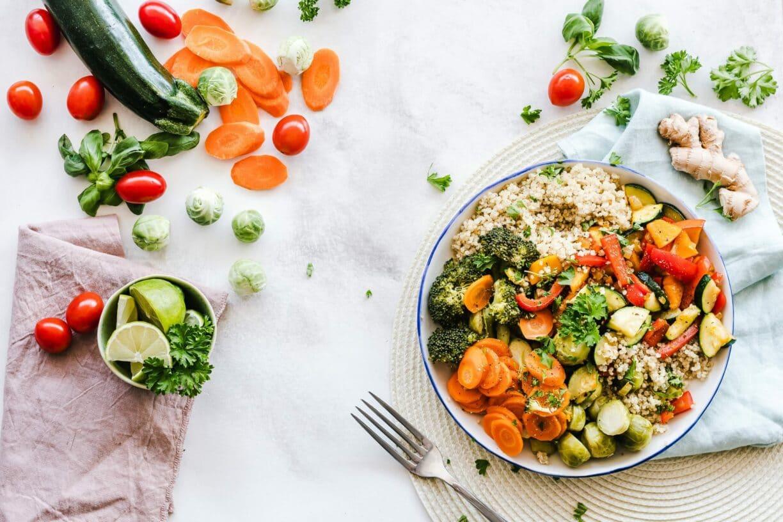 Real Food Not Diet Foods
