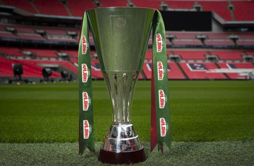 'Wembley Weekender' For Papa John's Trophy Finals