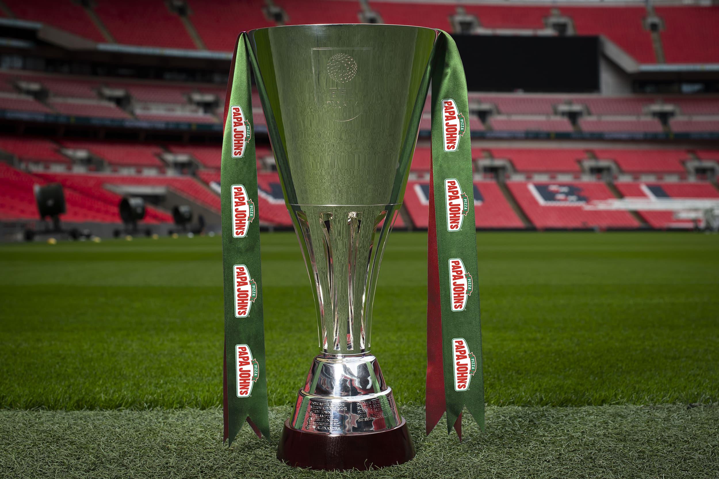 2021-22 Carabao Cup And Papa John's Trophy Draws
