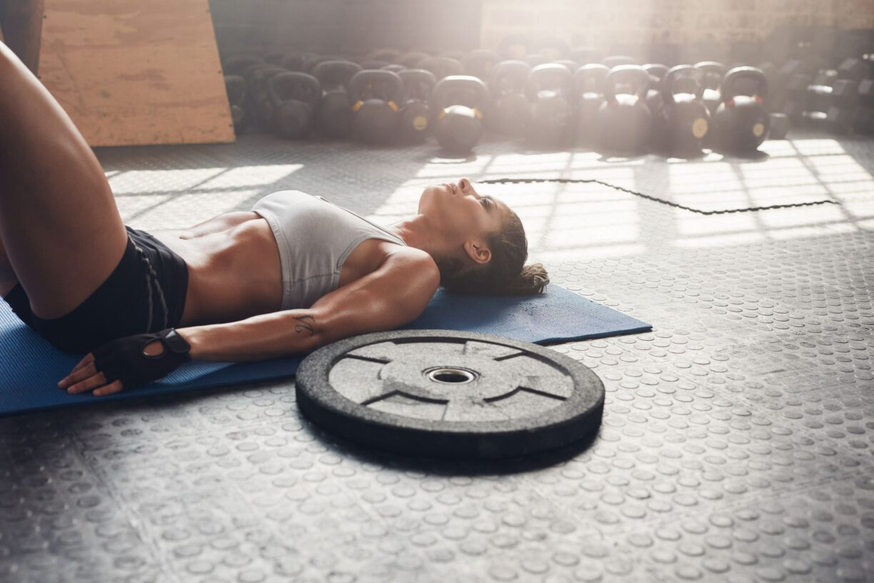 Should You Workout When You're Feeling Tired?