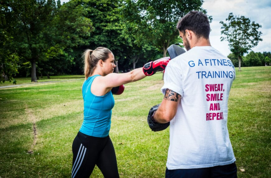 7 Ways To Increase Motivation Through Personal Training