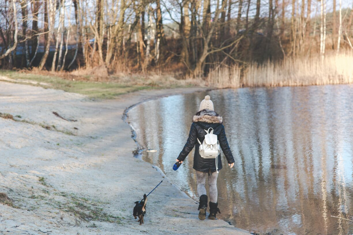 The Amazing Health Benefits Of A 30-Minute Walk